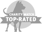 Seal showing the rating awarded to AFSC by the American Institute of Philanthropy, www.charitywatch.org