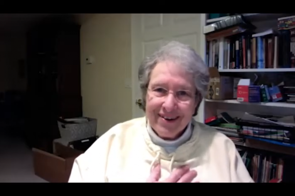 Video interview with Barbara Keshen