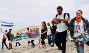 March Without Borders in San Diego, California