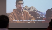 Film screening about the abuses that Palestinian kids face, like military detention