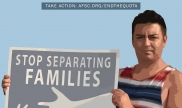 Immigrant detention separates families
