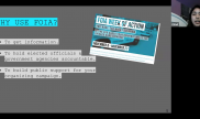 Image from the Skill Up FOIA webinar