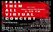 Concert and Teach -In to #FreeThemAll