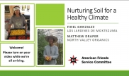 Nurturing Soil for Climate Health