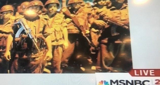 MSNBC covers hostage crisis in Dhaka, Bangladesh