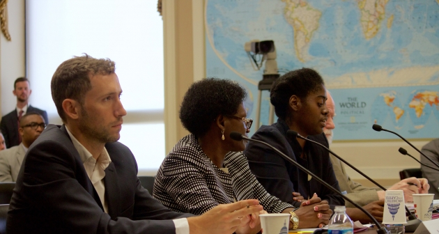AFSC staff testify before Congress on election violence in Burundi