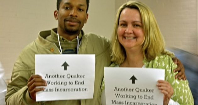 Another Quaker working to end mass incarceration