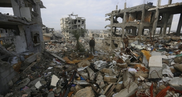Gaza after Cast Lead