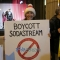 Boycott Sodastream demonstration