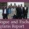 "Image of ""Dialog and Exchange Program Report"" cover"