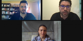 Webinar: Perspectives from Gaza and Jerusalem