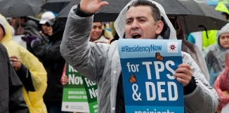 What's TPS and DED, and how can you help?