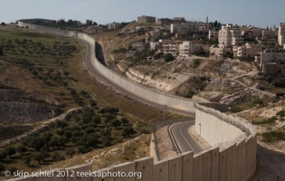 The Wall around Jerusalem