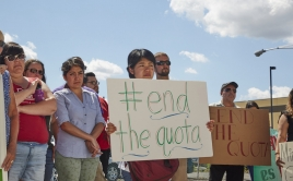 Week of Action to End Detention Quotas