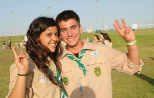 Israeli scout uniform