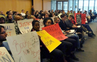 anti-racist organizers win in Seattle