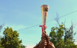 peace torch