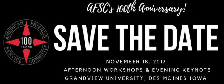 Iowa Centennial Save the Date
