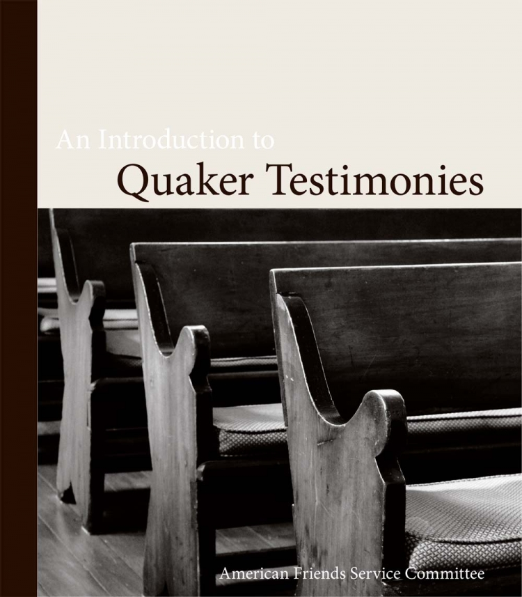 Testimonies Booklet Cover