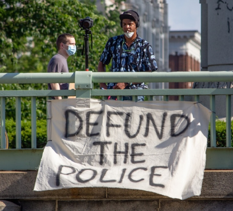 Defund the Police, Carl Roose