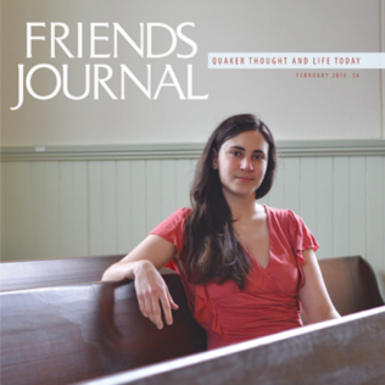 Friends Journal logo