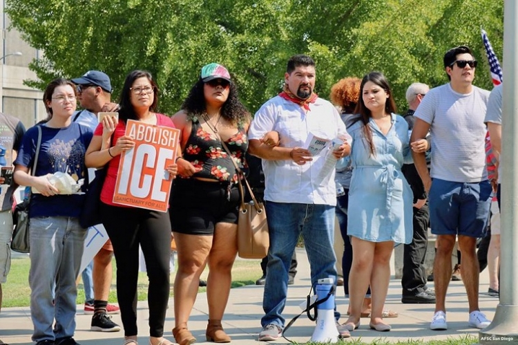 How allies can defend against ICE raids | American Friends