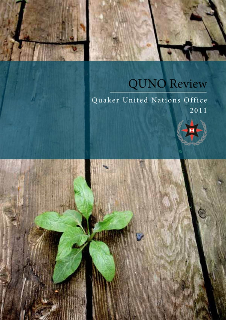 QUNO 2011 Review Cover