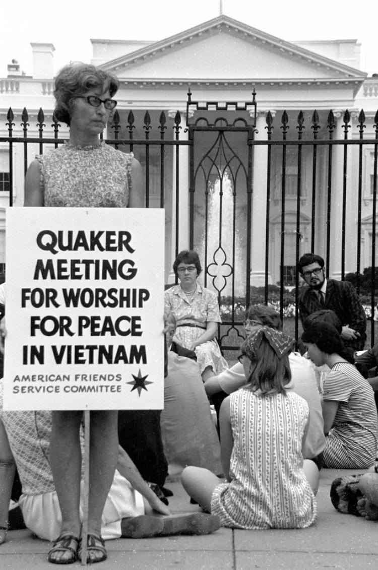 Quaker Meeting for Worship for Peace in Vietnam