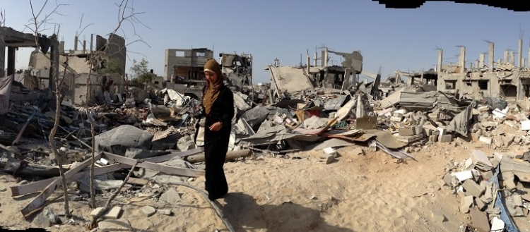 Gaza after Operation Protective Edge