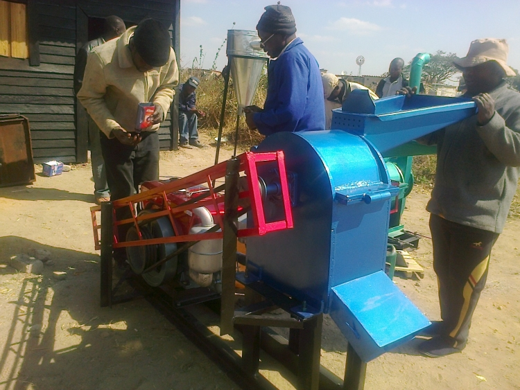 Grinding Mill in Zimbabwe