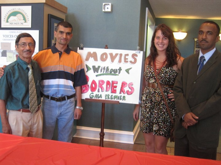 Movies Without Borders Class