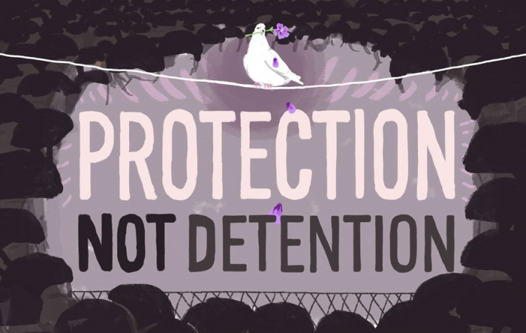 Download our poster: Protection Not Detention