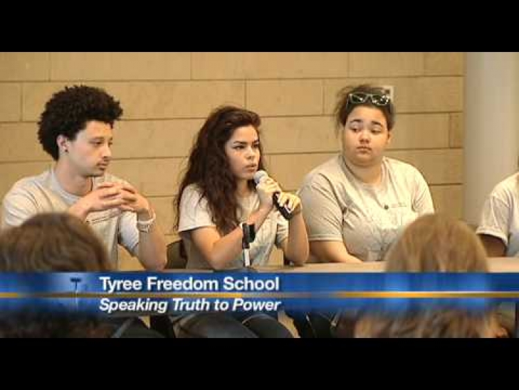 three young people testify about school to prison pipeline in seattle