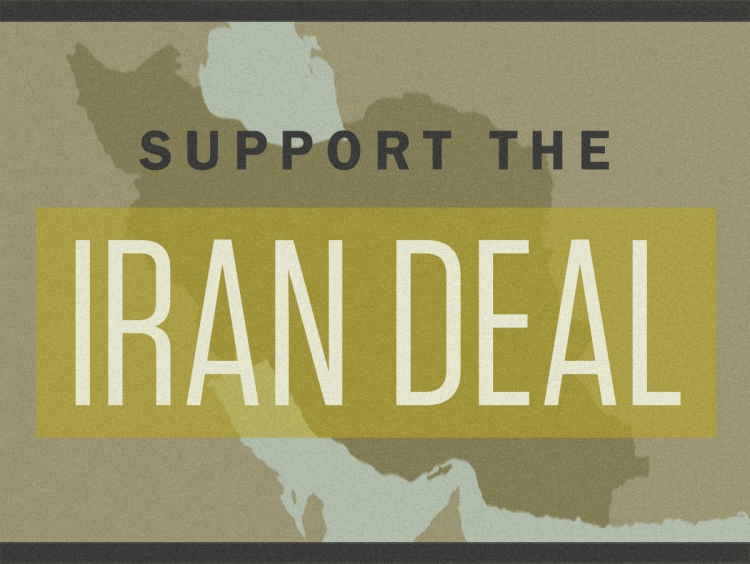 Support the Iran deal