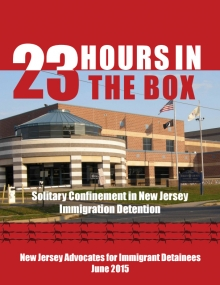 23 Hours in the Box