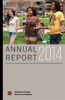 AFSC Annual Report 2014