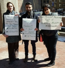 Activists delivered petition to Mass. HHS office