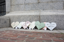 Hearts in Boston by Brian D'Amico