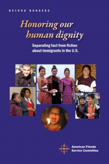 Honoring our human dignity cover