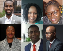 New African Immigrants Commissioners 2017