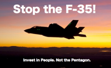 Stop the F-35