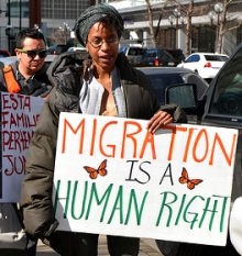 Migration is a human right