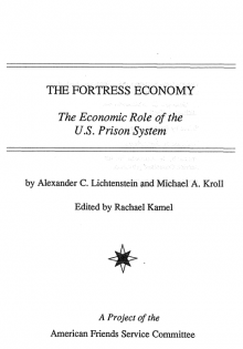 "Cover for ""Fortress Economy"" document"