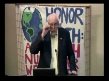 Joseph Gerson on Nuclear Abolition - 4/21/10 - Philadelphia