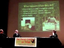 Fiscal Cliff on Trial Vertict, Prof June Carbone