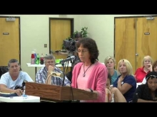 The West Virginia Select Committee on Children and Poverty - Logan County
