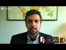 Iraq and Syria: What Next? (Google Hangout)