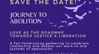 AFSC-NH Journey to Abolition Save the Date