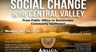Social Change in the Central Valley