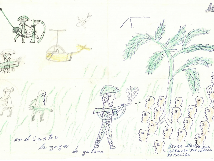 War Through A Child S Eyes American Friends Service Committee
